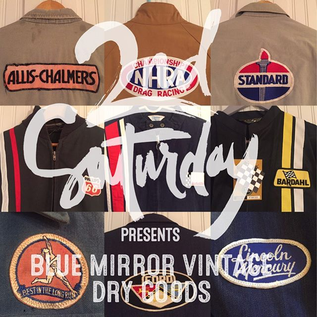 Introducing our latest addition to the 2nd Saturday lineup, Blue Mirror Vintage Dry Goods @bluemirror66 Mike Karberg is the tastemaker behind the Blue Mirror and he's been curating quality Vintage Clothing, period advertising and character items since '92. We're super pleased to have him in the mix. Come early to check out his amazing selection of shirts, bags and other killer stuff. 2nd Saturday, August 10th. Saturday also marks the official launch of Charrington's, @charringtons.la David Jasso's vintage eyewear and clothing boutique. Come join us in celebrating the newest name in quality vintage wearables. The festivities start at 1 till 7ish. We have an amazing lineup of vintage dealers who will unveil their stash before Rose Bowl, so don't miss out.  Here are some of the usual suspects, Tommy @tommysgoodstuff  Mike @bluemirror66 Willis @theinsigne @hodism Mike's Garage Vintage Records by Gary's Records, Vintage eyewear by David of Charrington's, and L.A.s swank clothing brand @tarantu.la with DJ's @rabbishankar @mustbetheseasonofthebitch @fredjoseph and others to be announced.  Don't miss out on this Summer Speakeasy event...you'll hate yourself if you do.  2nd Saturday.  2246 Fair Park Ave. Eagle Rock Ca. 90041  #rosebowlfleamarket #vintageclothing #vintageaesthetic #vynilrecords #vintageeyewear #lamade #lastyle @runaboutgoods #2ndsaturday #lastyle