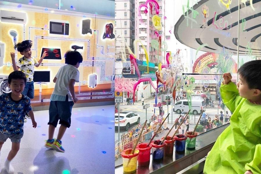 2018-10-02 Sunday Kiss - 【親子好去處】遊玩中學習 香港兒童探索博物館 0-10歲都啱玩!