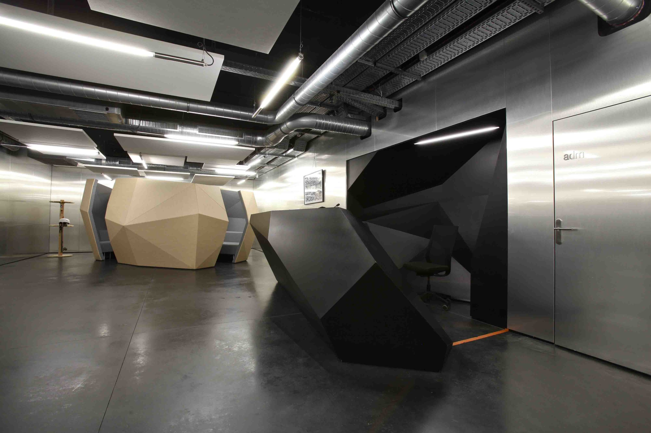 Ecole 42 - NOC 42 - AR Studio Architectures - Xavier NIEL - Kwame YAMGNANE - Florian BUCHER - Nicolas SADIRAC - Free - Reinventer Paris (4).JPG
