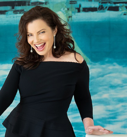 Fran Drescher Shares About 'Clit Talk' in W Magazine - May 8th, 2019