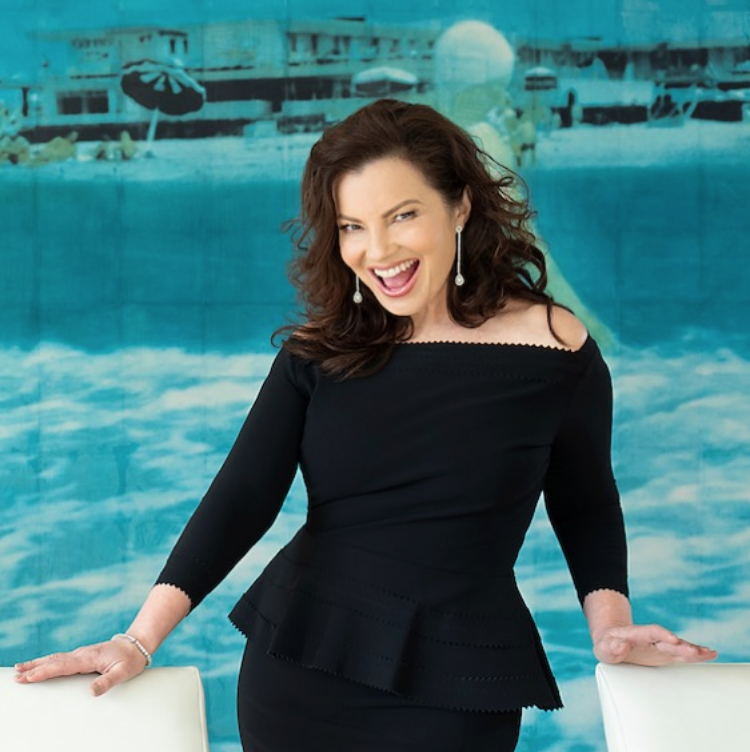 Fran Drescher Advocates: Healing and Hilarity with 'The Nanny' - Episode 62