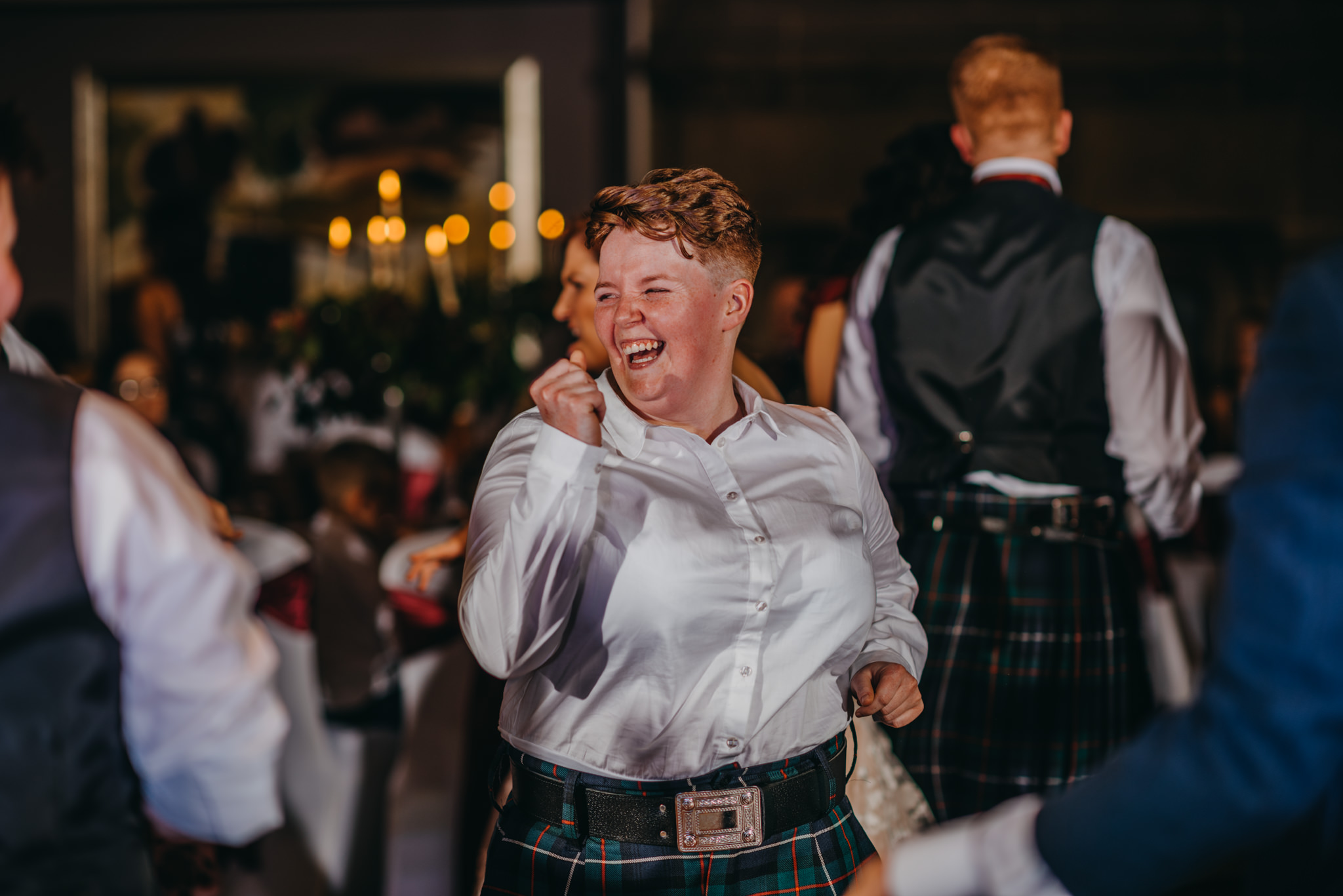 Rhian & Amy - Wedding DJ Glasgow-13.jpg