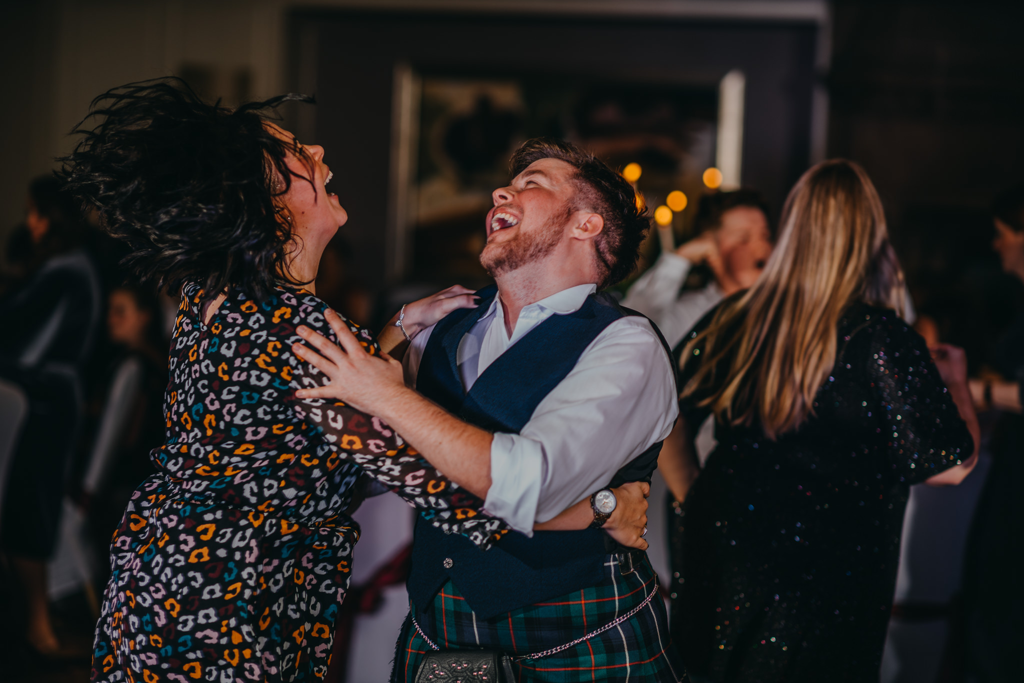 Rhian & Amy - Wedding DJ Glasgow-29.jpg