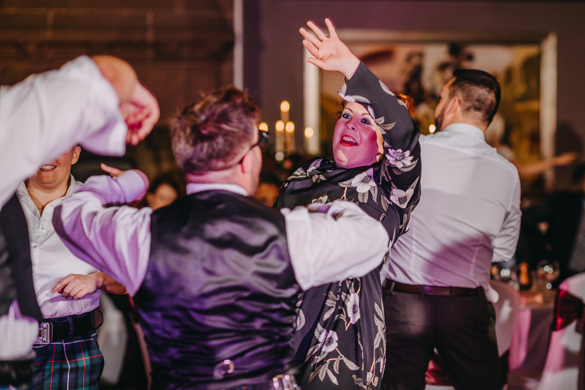 Rhian & Amy - Wedding DJ Glasgow-33.jpg