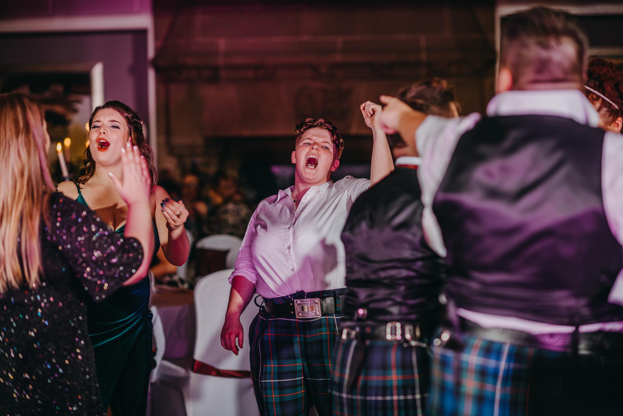 Rhian & Amy - Wedding DJ Glasgow-38.jpg
