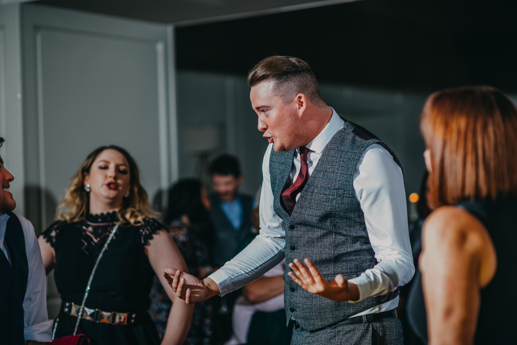 Rhian & Amy - Wedding DJ Glasgow-44.jpg
