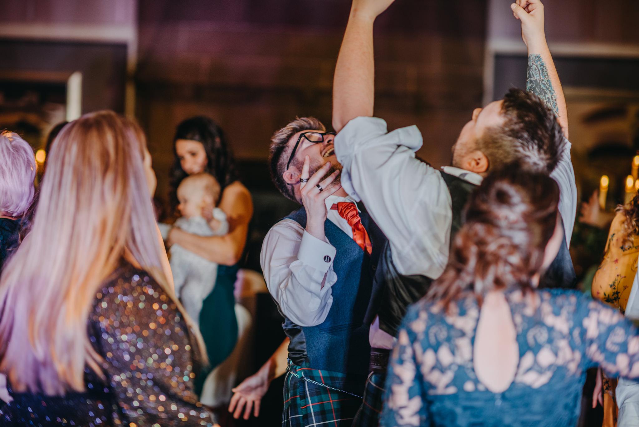 Rhian & Amy - Wedding DJ Glasgow-50.jpg