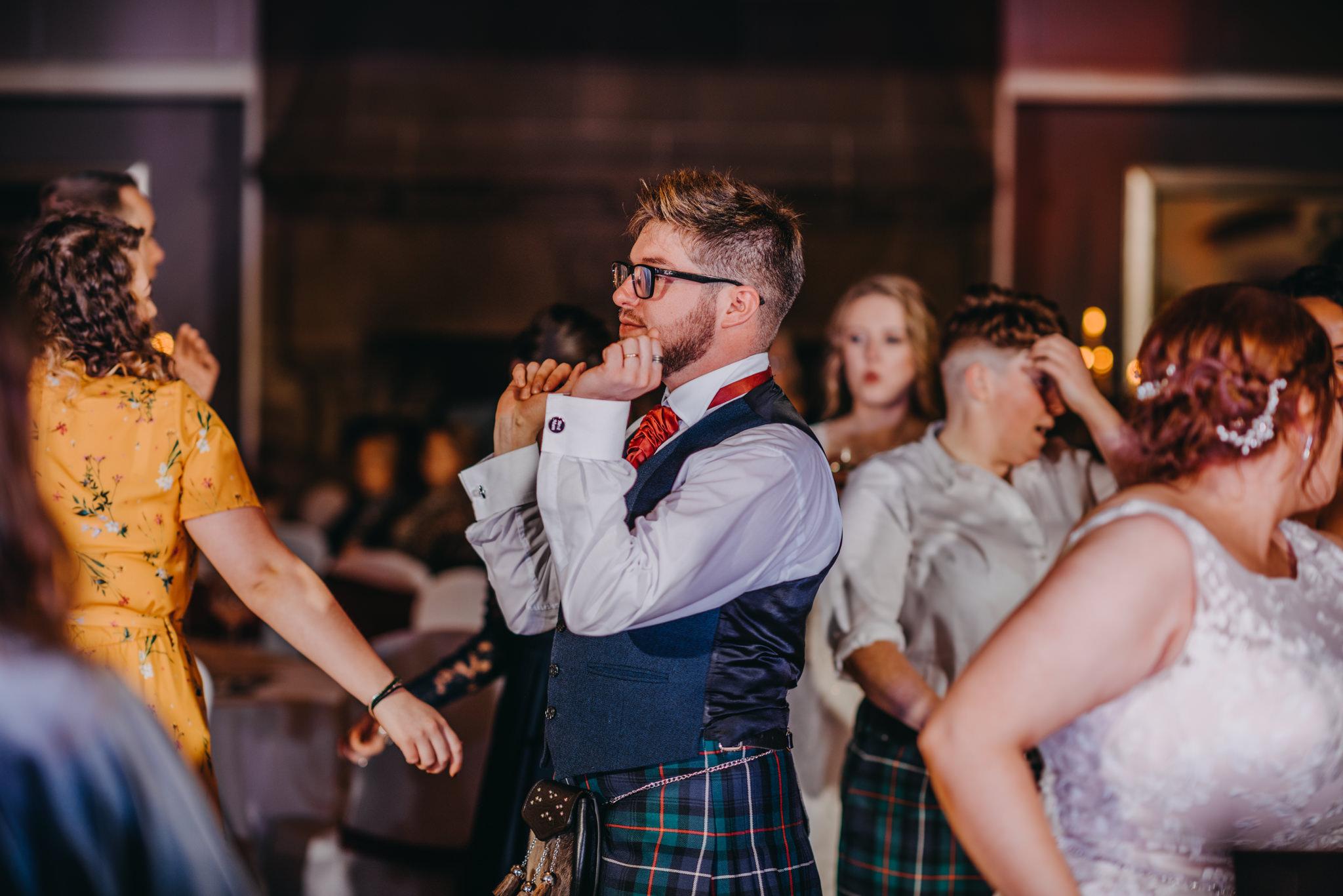 Rhian & Amy - Wedding DJ Glasgow-55.jpg