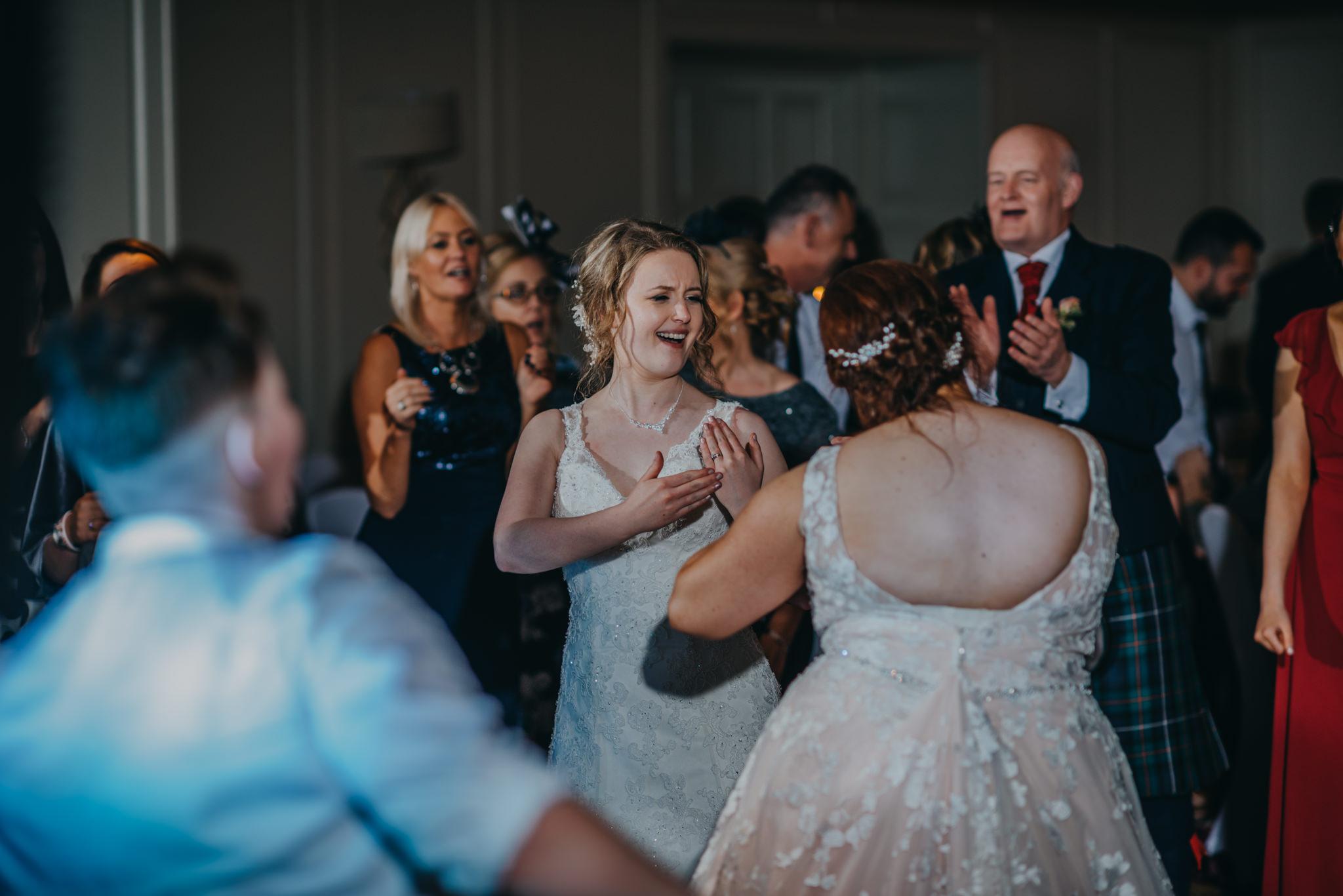 Rhian & Amy - Wedding DJ Glasgow-104.jpg