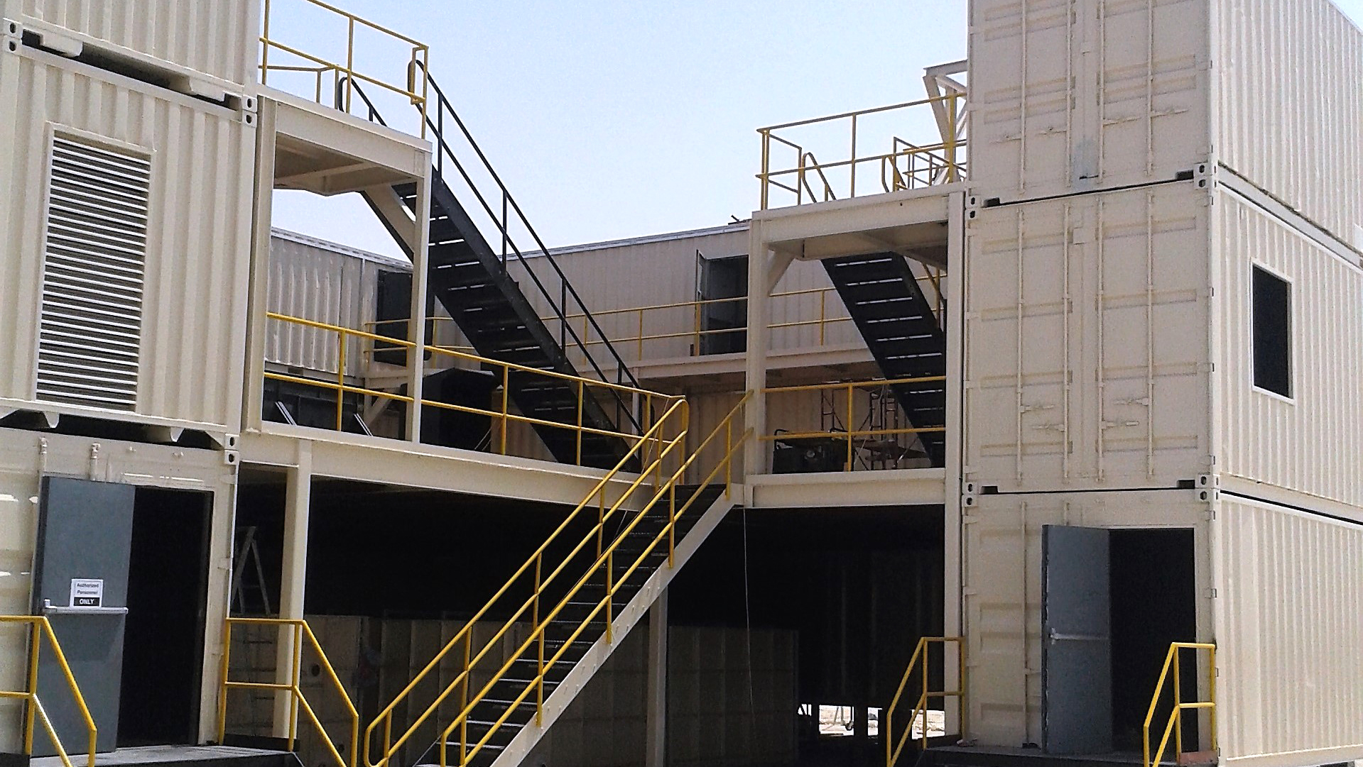 Multi-storey props