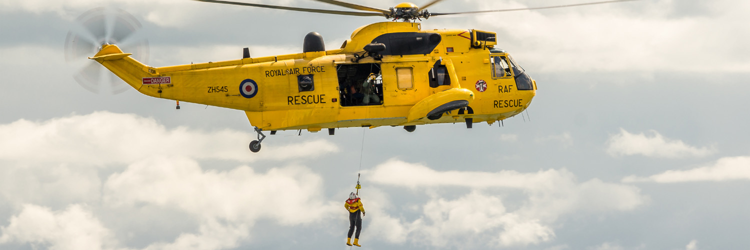 Helicopter Rescue Winch Operators