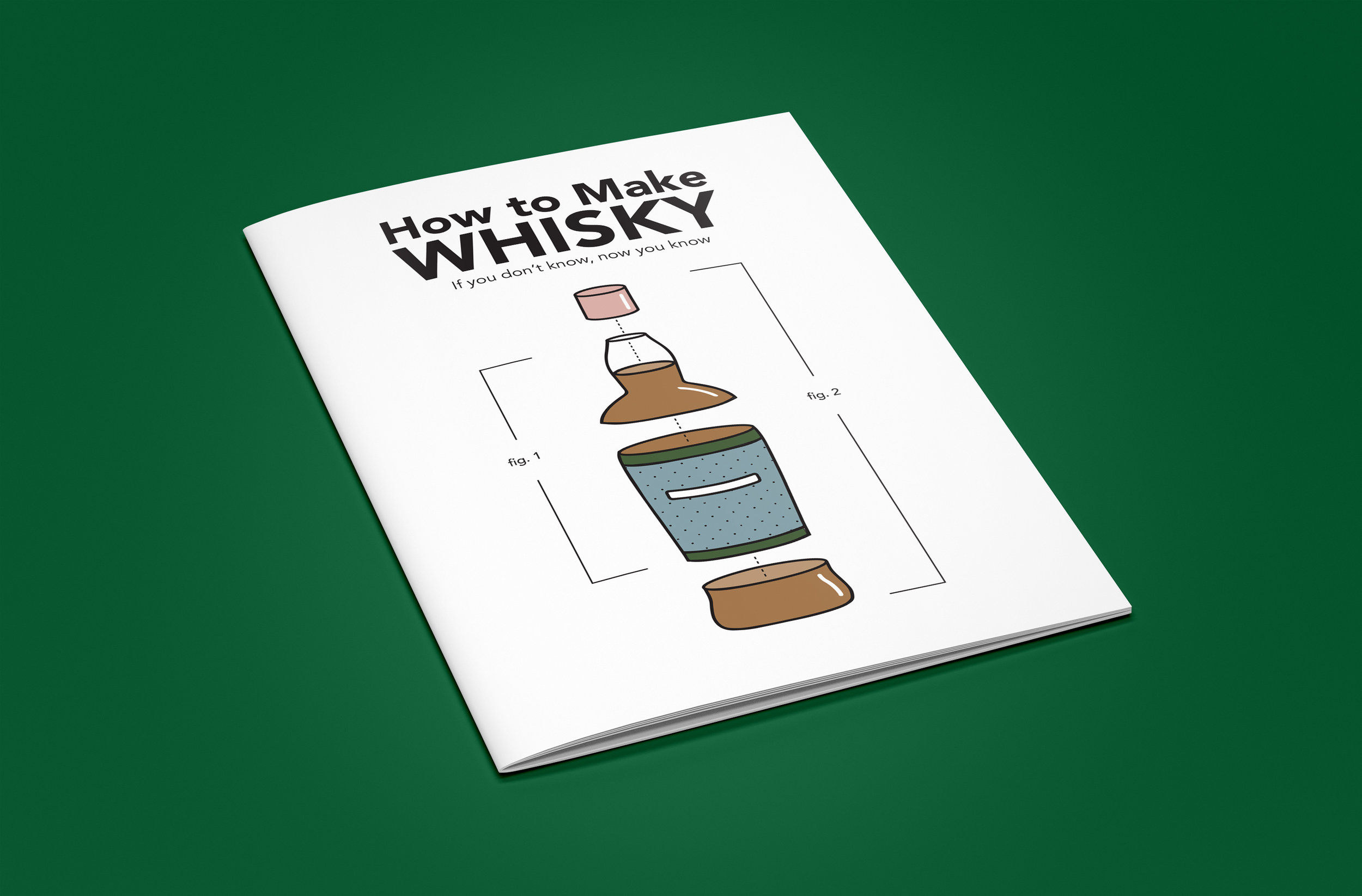Whisky Booklet