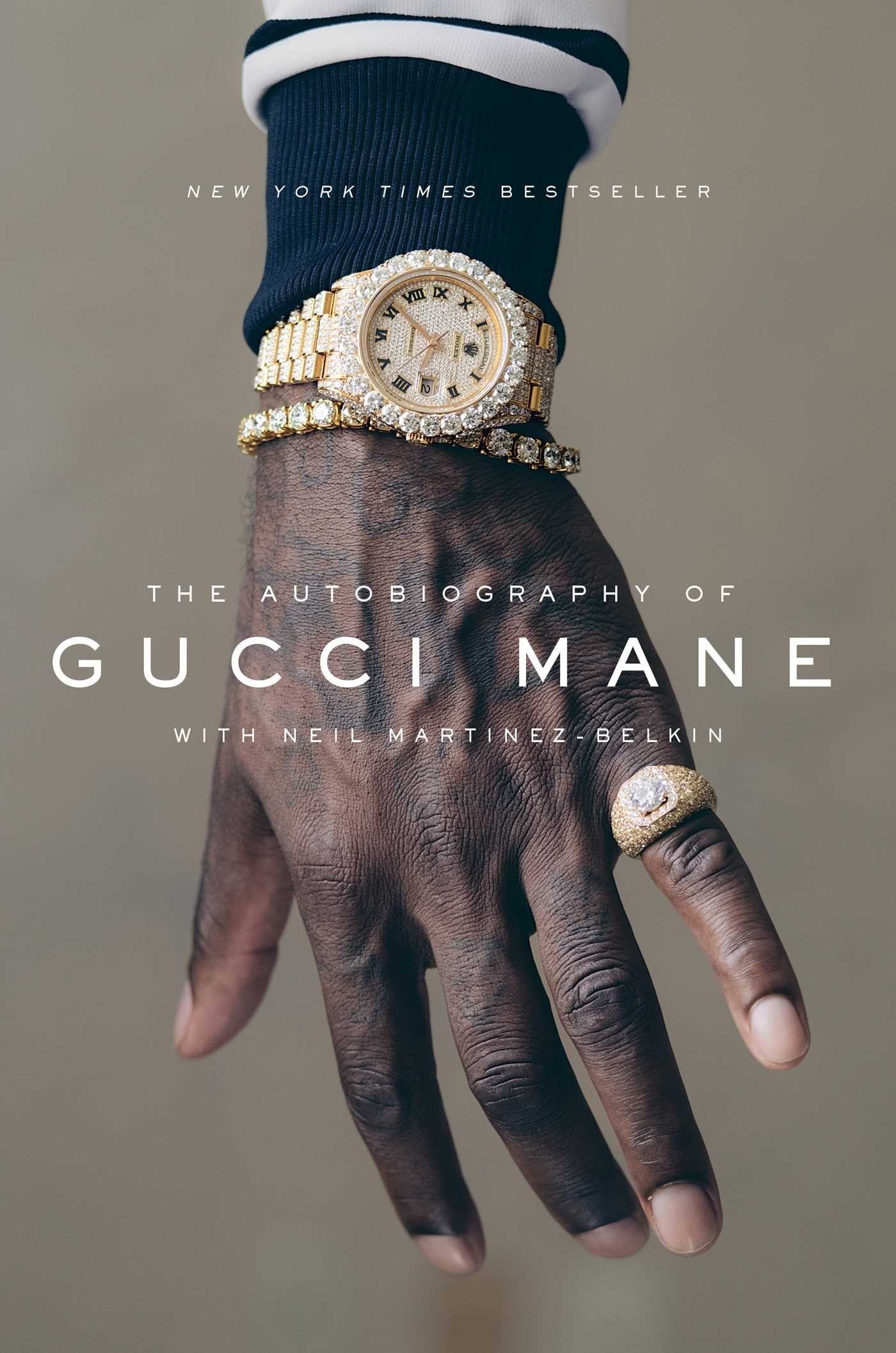 "The Autobiography of Gucci Mane by Gucci Mane with Neil Martinez-Belkin - A fascinating look at the life and story behind the artist, Gucci Mane. Gucci's singles, albums, and mixtapes have been in rotation for me since middle school. His autobiography takes us even deeper and gives us the reader one of the most authentic looks at Gucci's childhood, transition to musician, and beyond. The book tackles the realities and themes of poverty, incarceration, and addiction. Gucci's physical glow-up has been ""#goals"" for many, but through his autobiography readers are able to see the internal glow-up, which I would argue is most important. Gucci Mane indeed shakes off all his demons and is back to himself."
