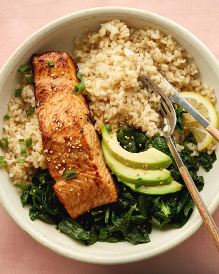 11. Easy 5-Ingredient Teriyaki Salmon -