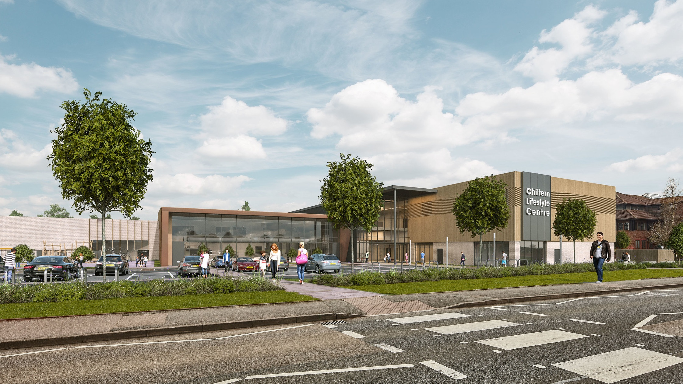 View the latest images of the  Chiltern Lifestyle Centre