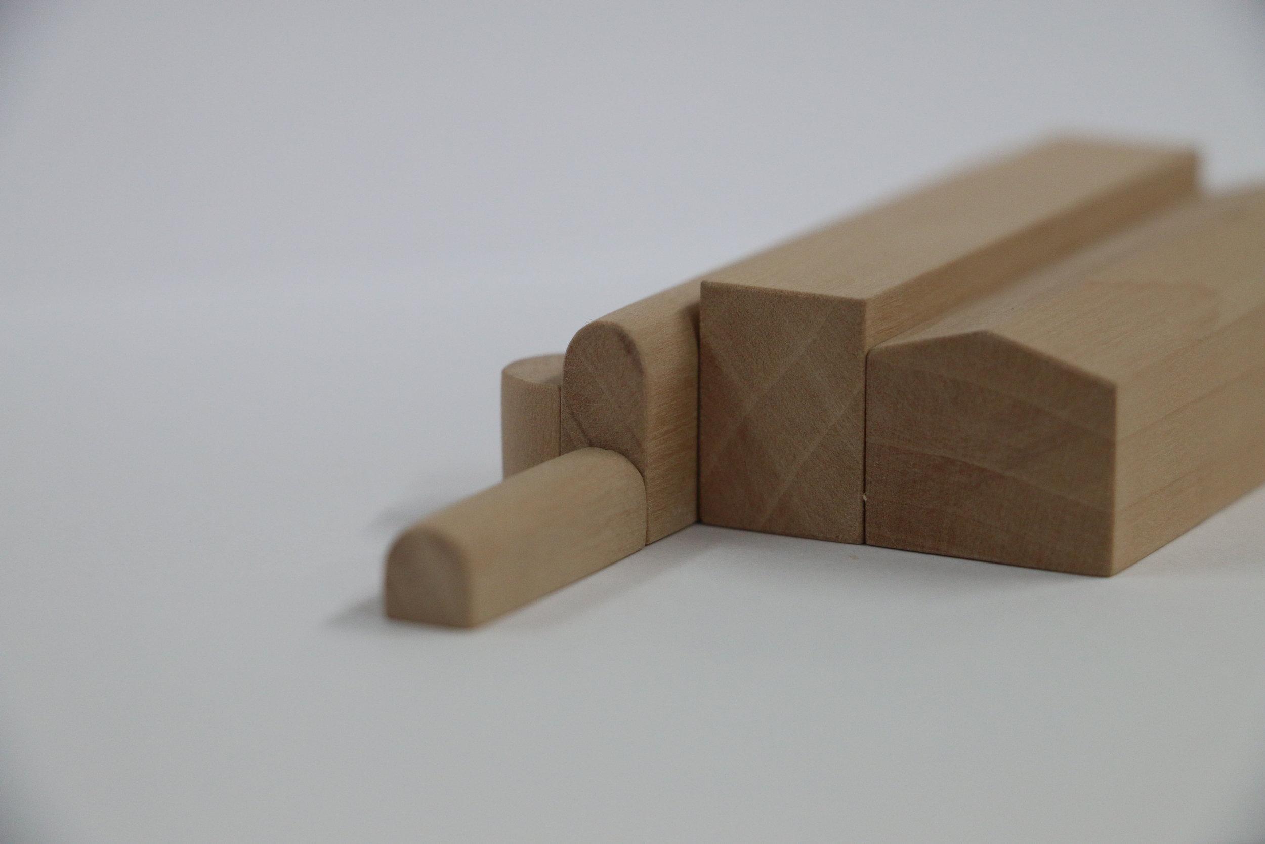 Modell Häuschen - Birnbaum