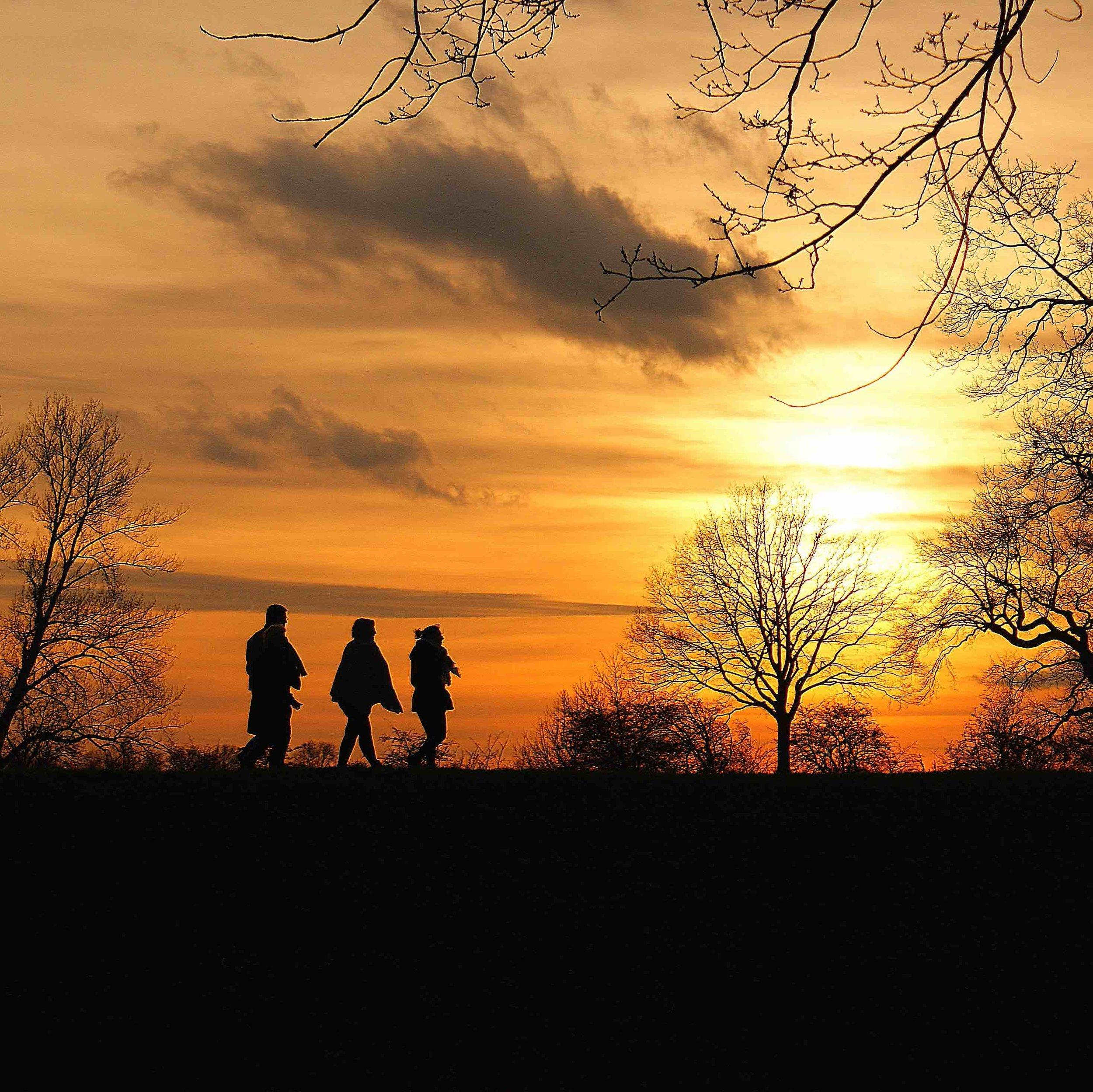 laarzenpad Foto:  Fotofreaky