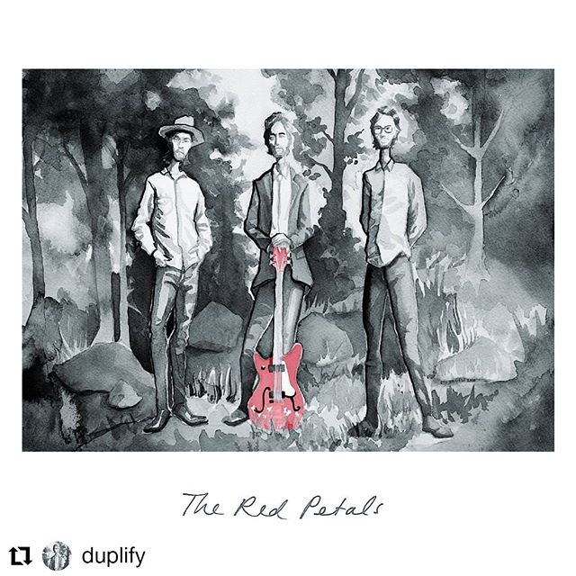 Not posting much on Instagram these days but I just have to share this. JC's (my brother) band @theredpetalsband put out their first album and it's a bluesy, funky all around awesome treasure so please give it a listen and share!  #Repost @duplify • • • @theredpetalsband First Album out today! This is the first full album I've ever put out there that consists of entirely songs I've written. I spent many, many hours in @mattlowber 's basement (along with @austinalgebro ) over the last couple years putting this together, and we're pretty proud of what came out! So please give it a listen! 🔗 In bio. Vinyl will be available soon too. . . . #theredpetalsband #theredpetals #blues #rock #jazz #funk #coloradomusic #mountainblues #selftitled #albumrelease