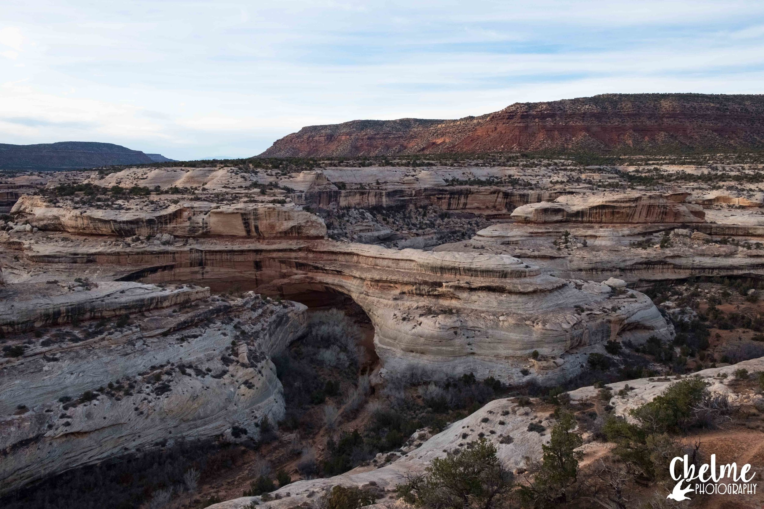 Natural Bridges Monument, Utah