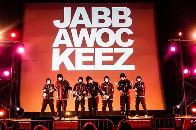 TONIGHTS @jabbawockeez SHOW WAS AMAZINGGG!!! I am fangirling SOOO hard right now!!! Not only were they incredible, but I also ended up winning meet and greet tickets and I got to dance with them ON MY VLOG!!! I will be posting the video soon!! So be sure to subscribe! Link to my YouTube is in the bio ^_^ #japan #yokosuka #jabbawockeez #techninjaproductions #dance #dancer #bboy #breakdance #hiphop