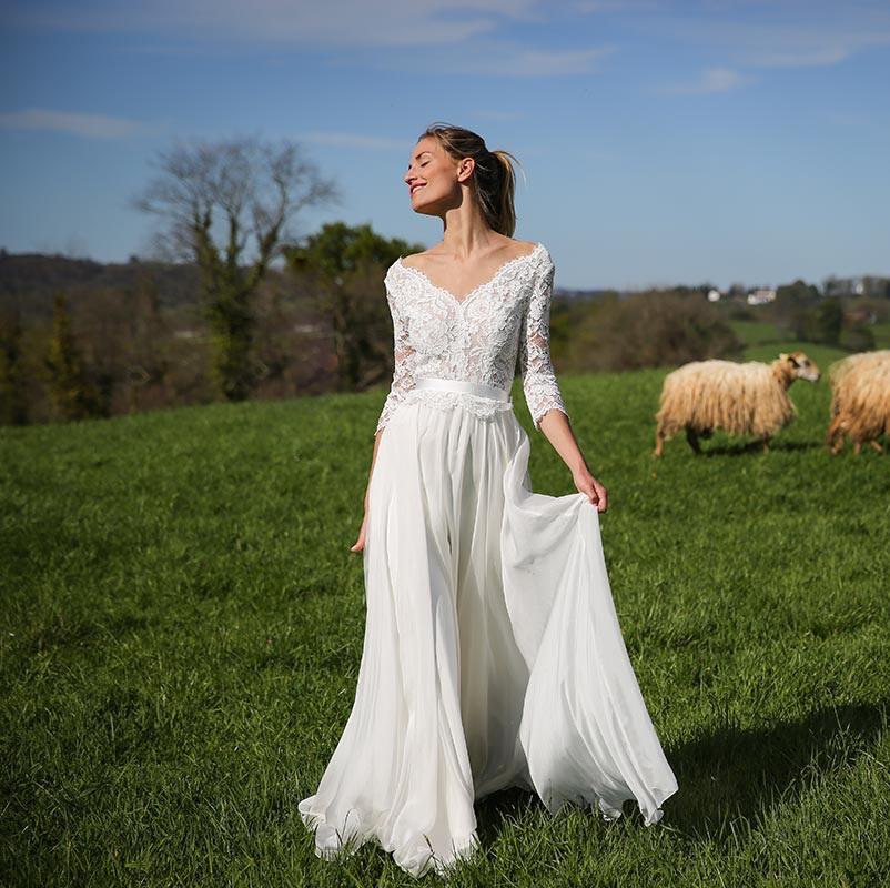 Robe de mariée d'occasion : l'alternative
