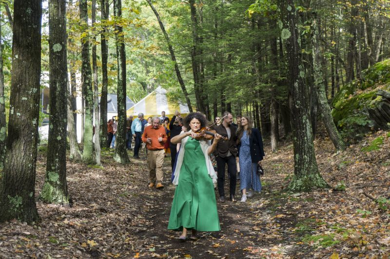 Hudson Valley News: Artistic Walk in the Woods<br><br><br><br>