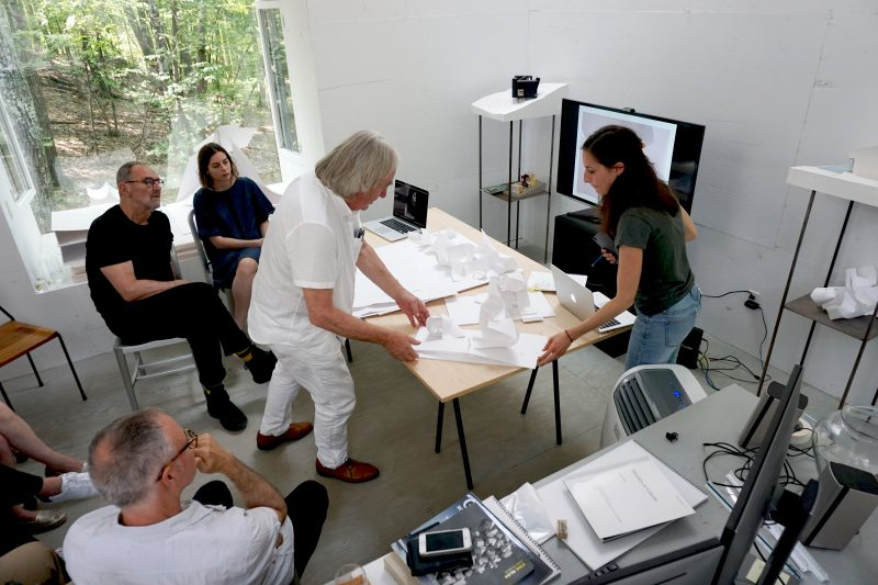 ARCHINECT: STEVEN HOLL FOUNDATION'S ARCHITECTURE RESIDENTS WILL DESIGN ASTRONOMY CENTER THIS SUMMER <br><br><br><br>