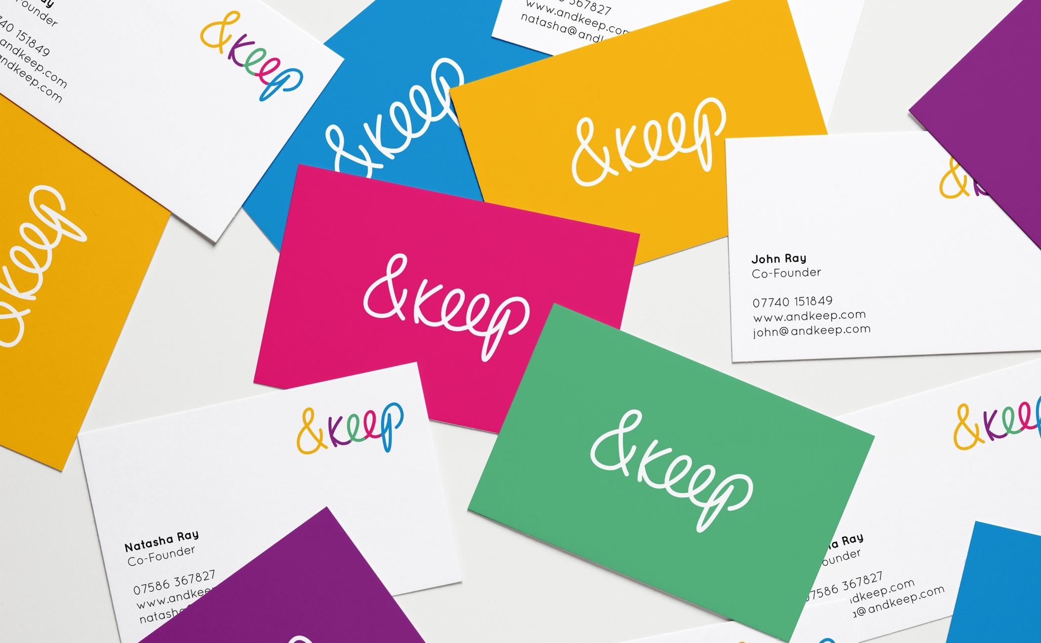 &Keep-Biz Cards.jpg