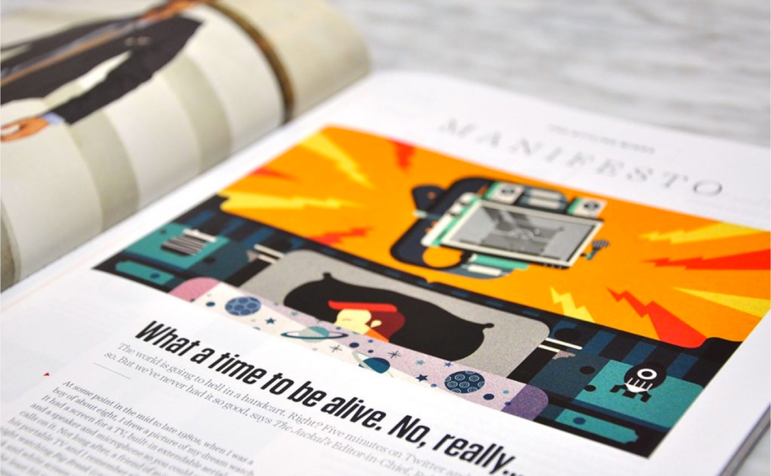 The Jackal Magazine