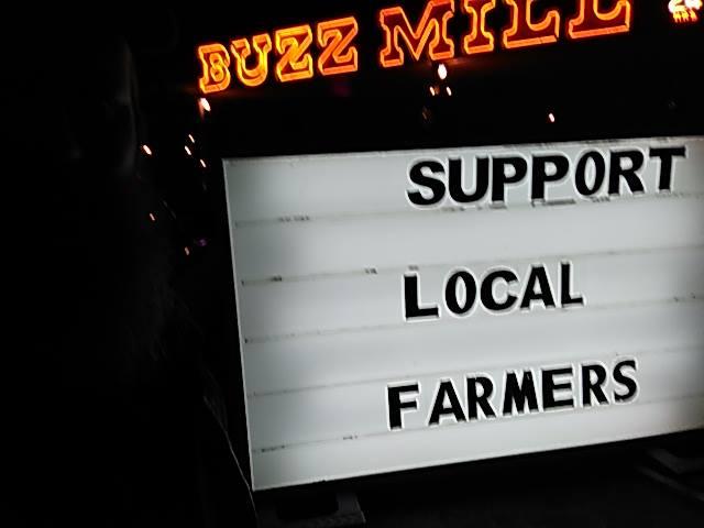 Buzzmill: CTFC Sponsor & Local Foods Advocate.