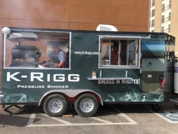 K-Rigg Food Trailer