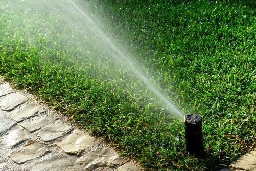 Irrigation - Convenience and Efficiency