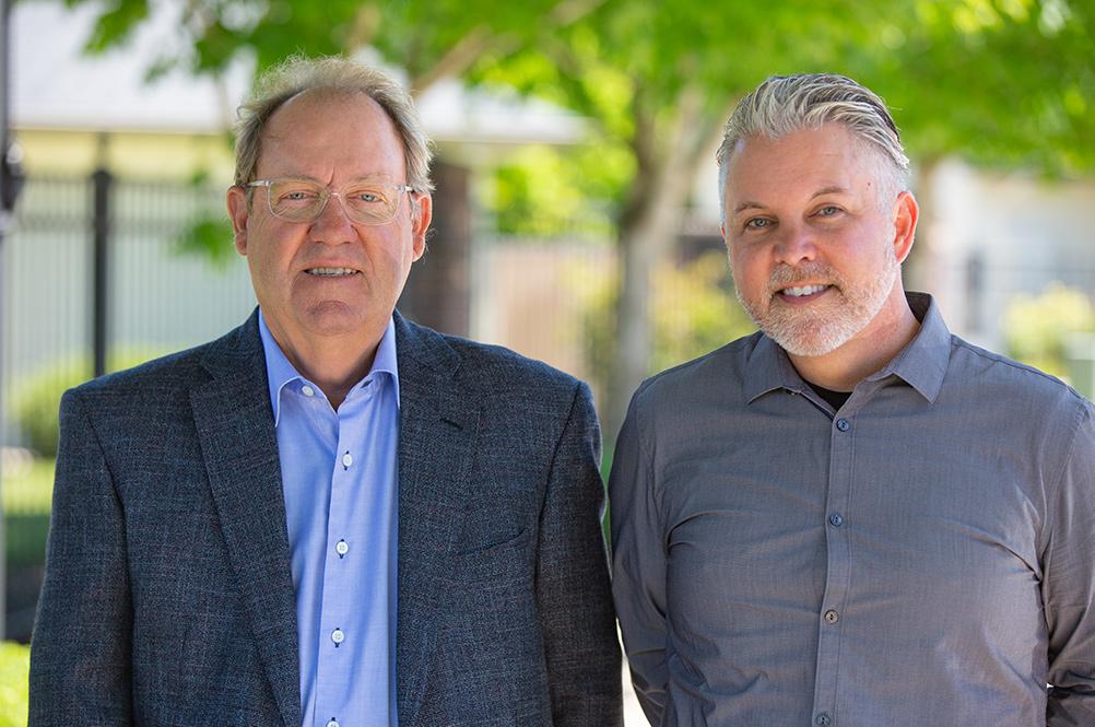 Mike Hudman and Mark Kinkade - Local Owners