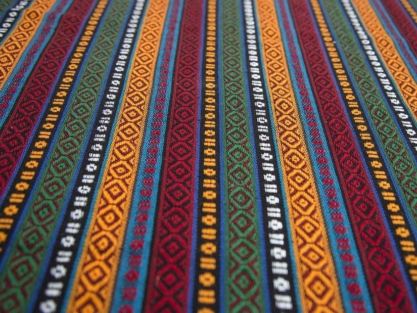 Krokbragd Norwegian Style Weaving