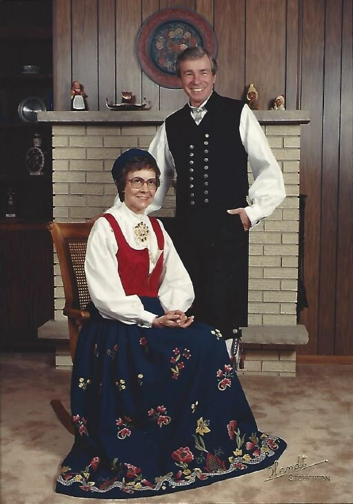 1984 - Don & Doris Helmke
