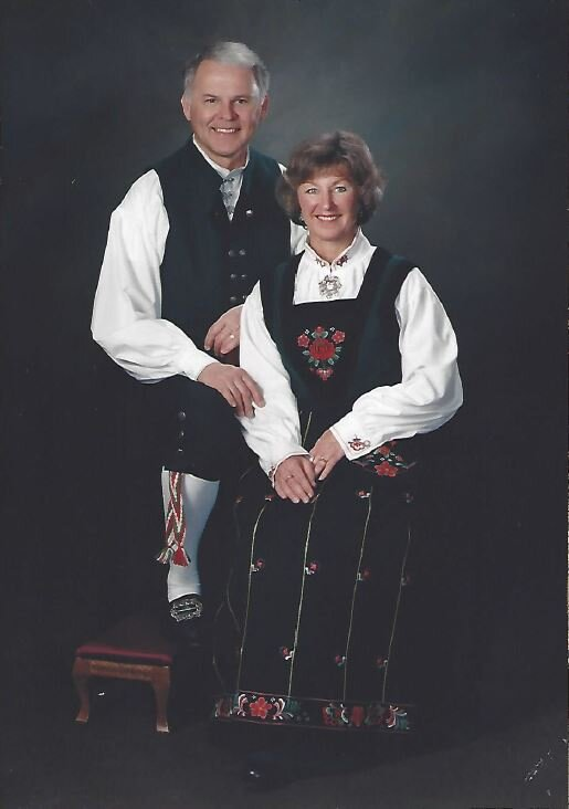 1997 - Richard & Sue Albright