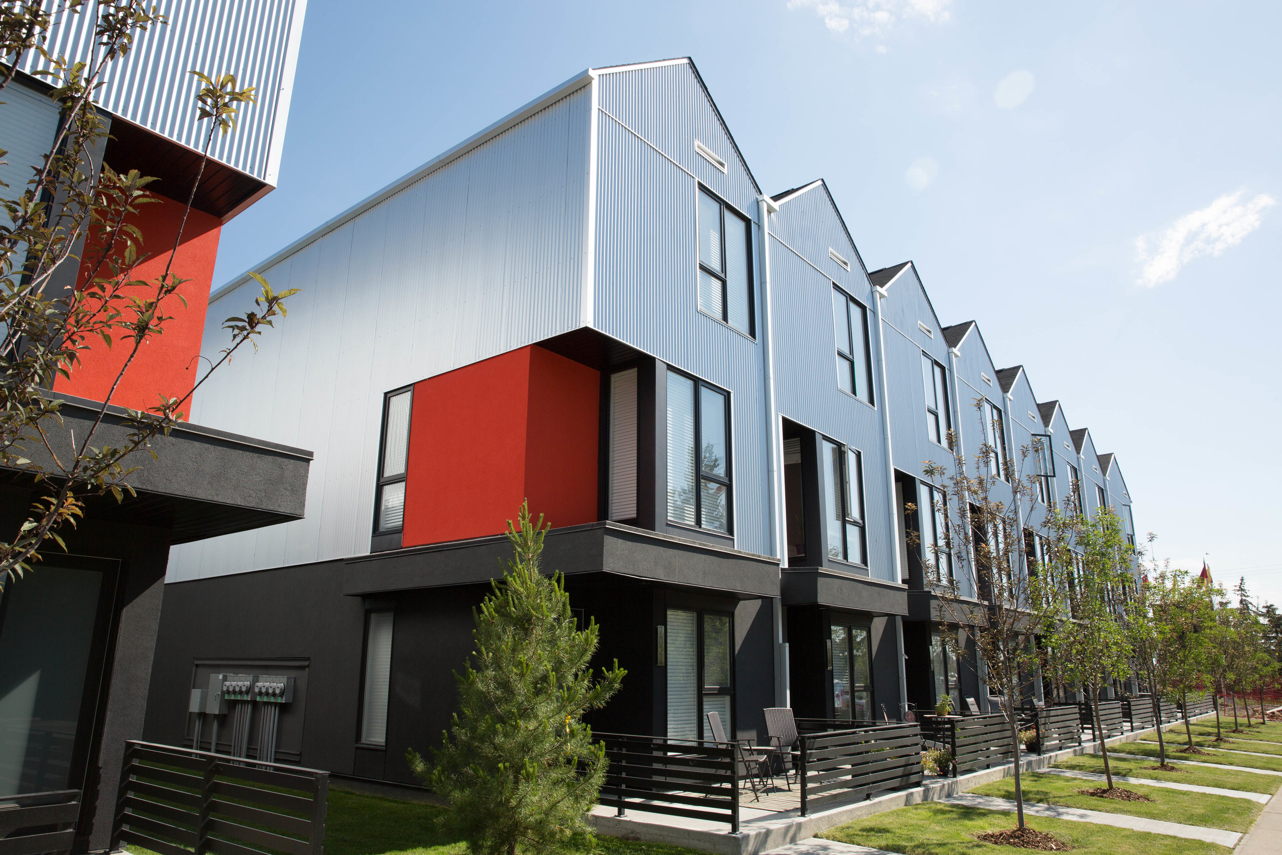 BOWNESS TOWNHOMES