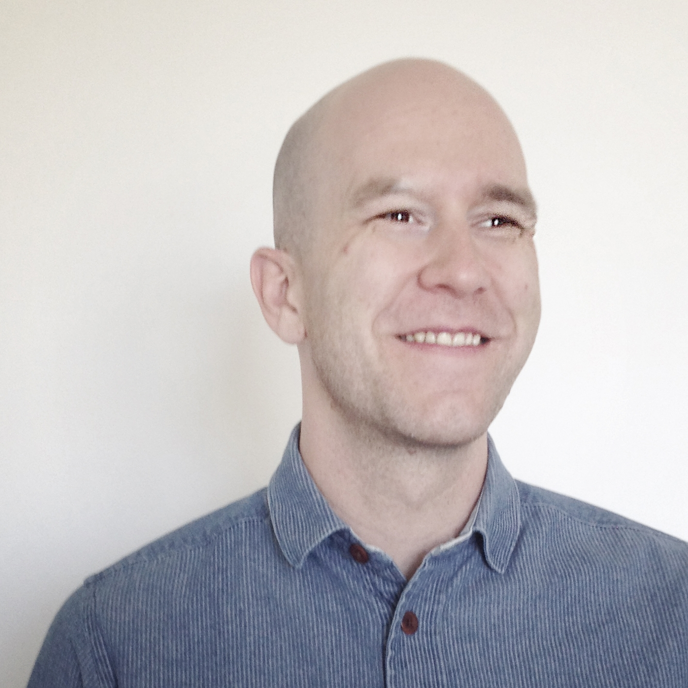 ANDREW SIDDALL, SENIOR PROJECT LEADER
