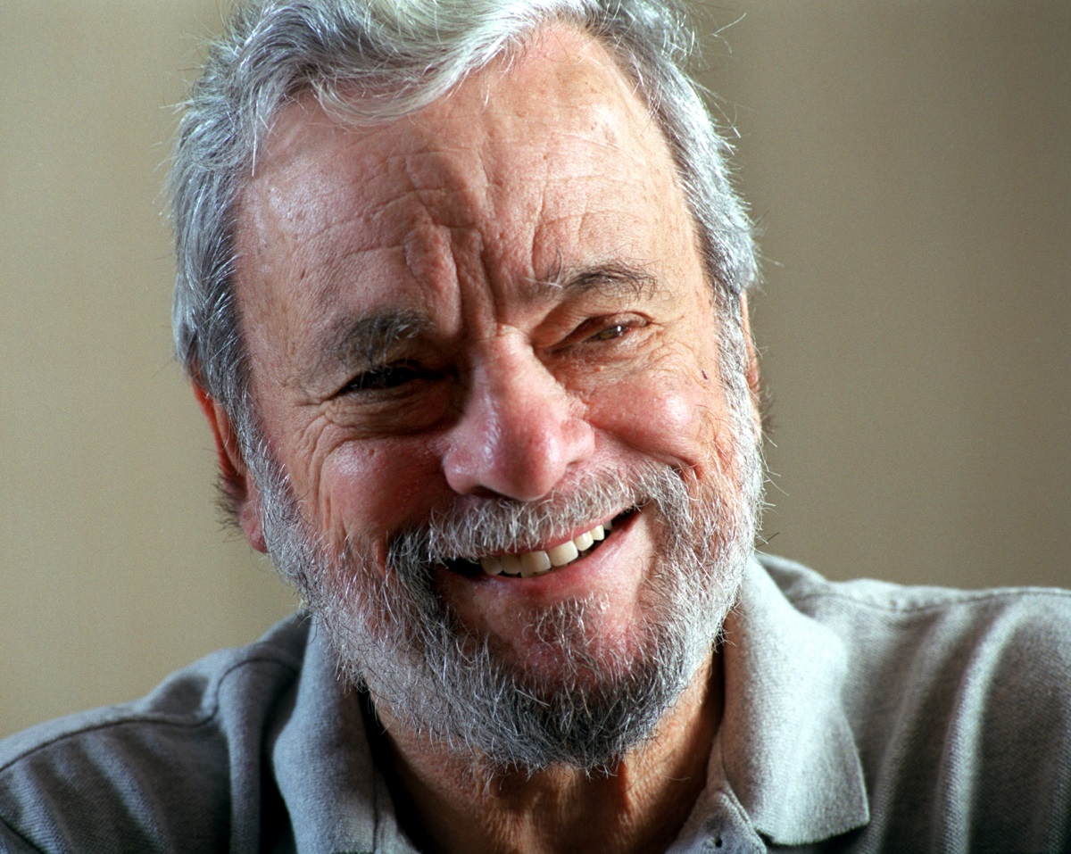 Stephen Sondheim - (click for high-res)
