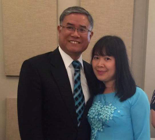 Vietnamese Alliance Church in Silver Spring - Rev. Alan Vo