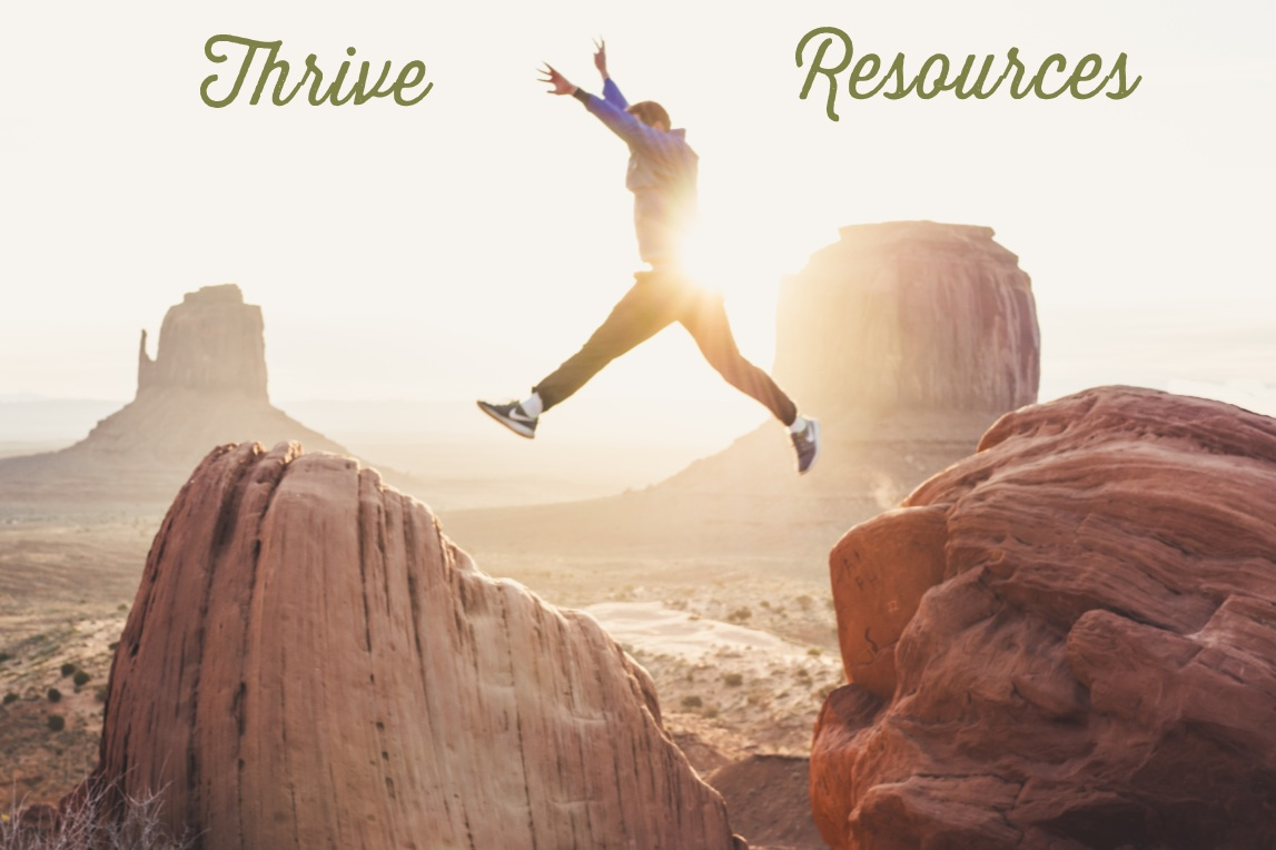 Thrive Resources - Resources to help your church thrive!