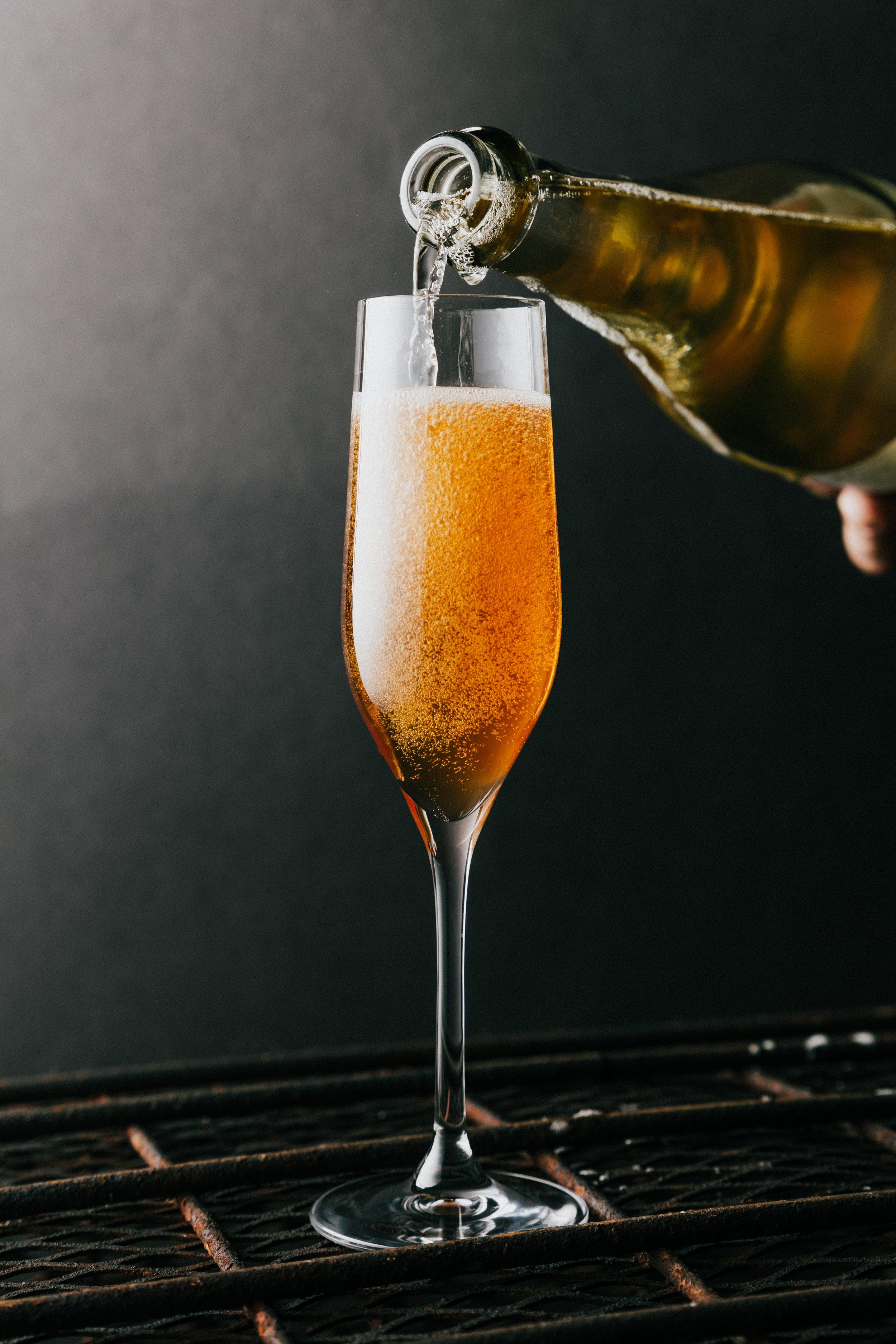 VIGO & Sparkling    Combine 1 oz. of VIGO Amaro and chilled dry Prosecco in a flute glass.