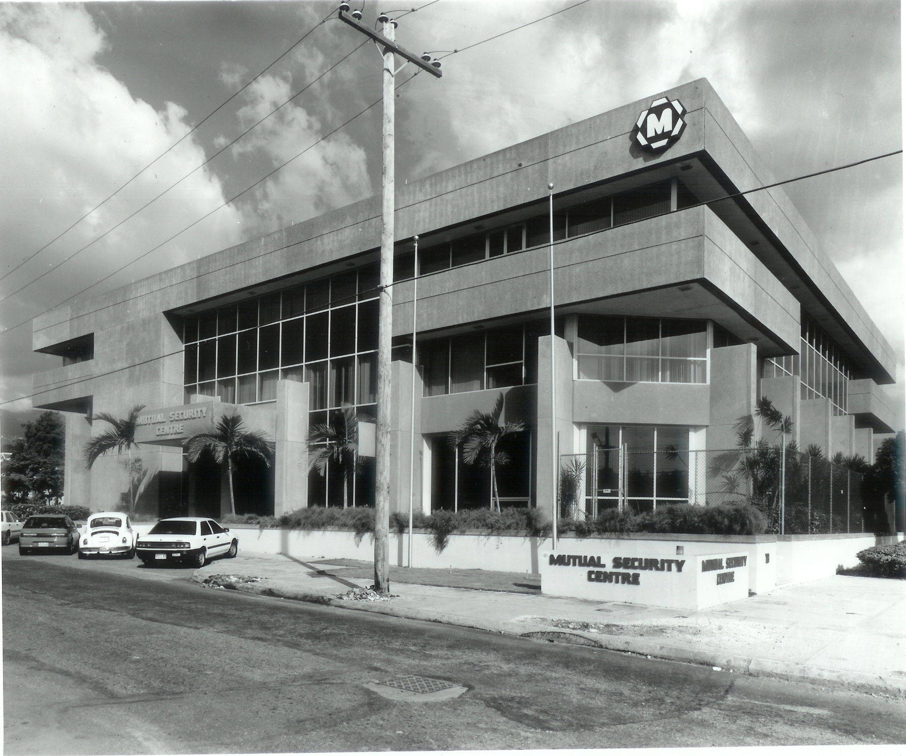 MUTUAL SECURITY CENTRE (NOW JAMPRO) (MSR ARCHITECTS)