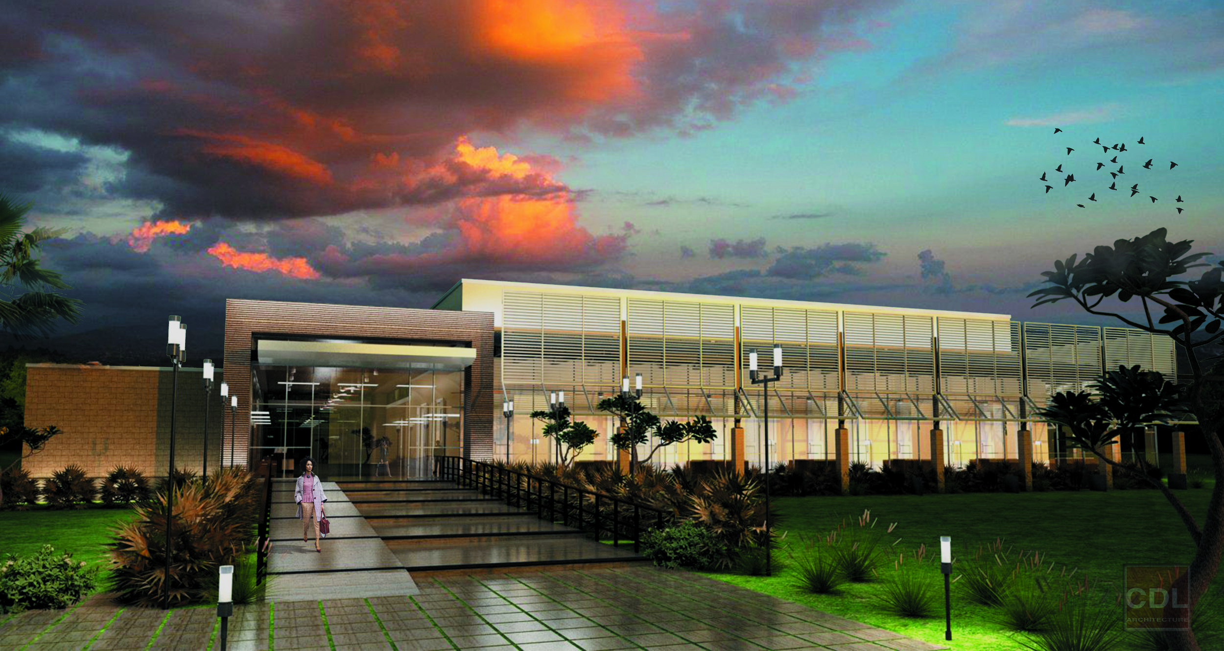 Melia Braco Convention Centre  Trelawny, Jamaica (By Cornerstone Design Ltd.)