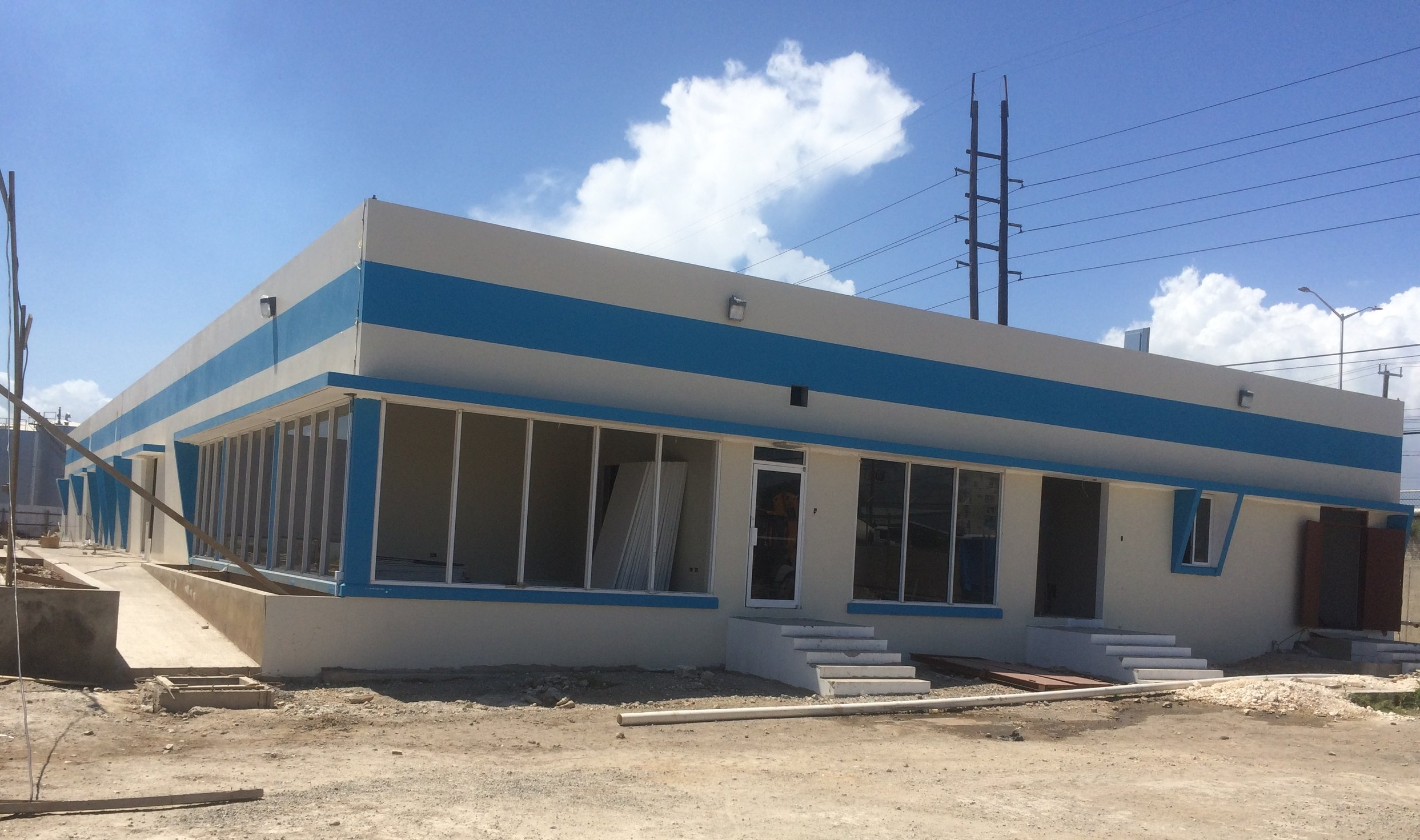 Petrojam New Testing Lab  Kingston, Jamaica