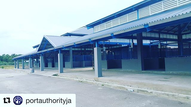 Long time project finally complete. #jamaicaengineering #jamaicanarchitecture #buildingjamaica