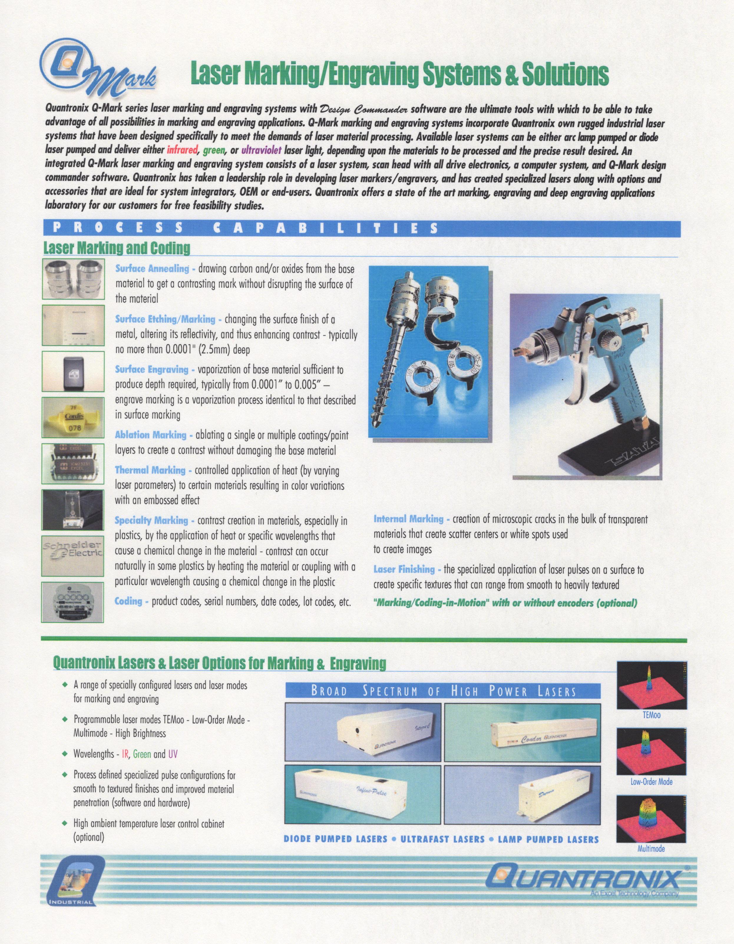 Q-Mark brochure