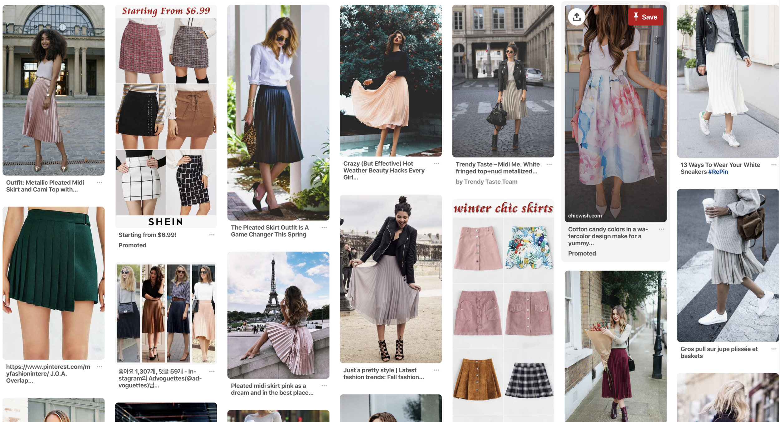 Pleated Skirt | How to Style a Difficult Piece