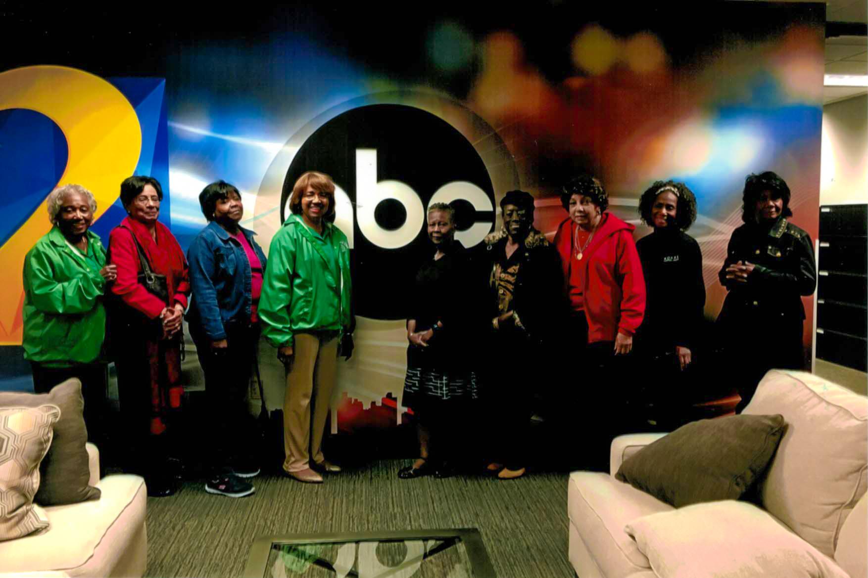 WSB-TV Tour