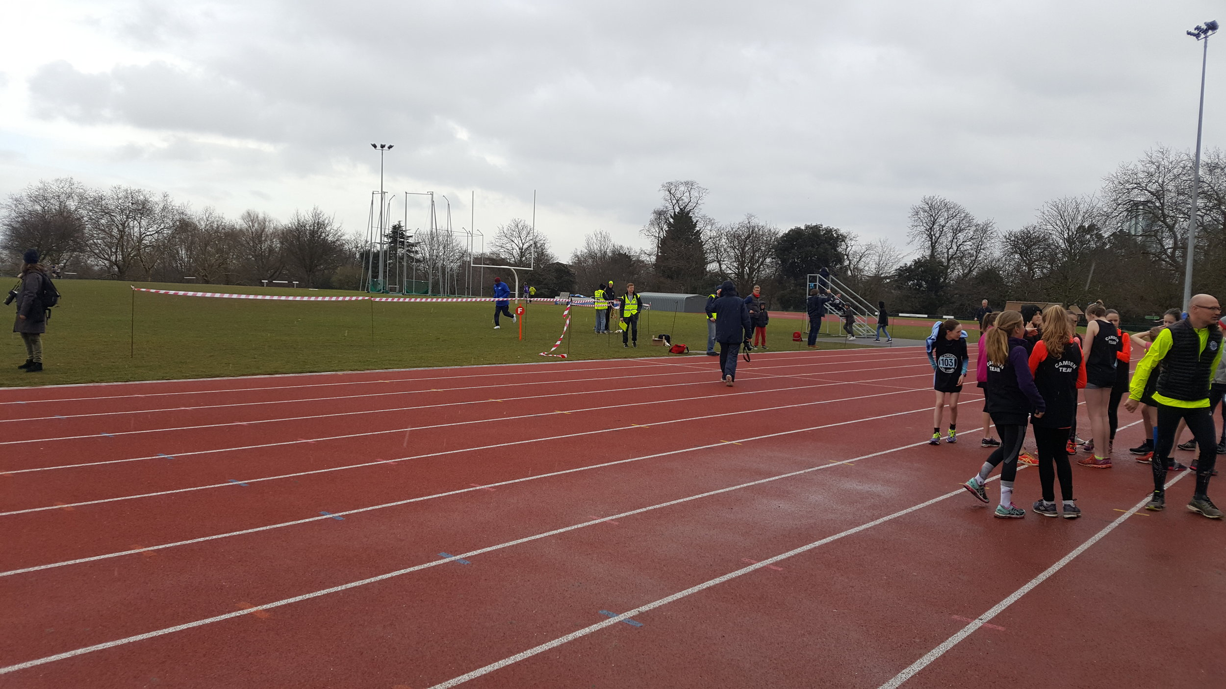 Finsbury Park Track